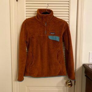 Patagonia pullover sweatshirt
